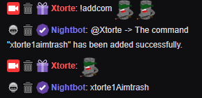 Nightbot is showing my custom twitch emotes as text - Nightbot